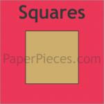 Squares & Half Squares