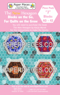 "Monthly Paper Packs (4"" Size)"