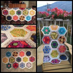 Blocks on the Go, for Quilts on the Grow