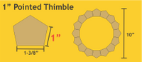 Thimbles & Scallops